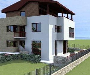 Casa de vanzare la rosu, Copou, 330 mp , 635 mp teren
