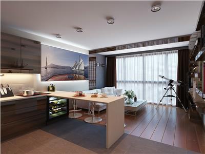 Apartament 2 camere, 42.00mp utili, Ideal Investitie, bloc nou, Pacurari
