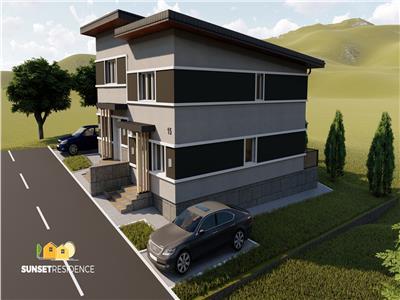 Duplex finalizat, 3-4 camere, 115 mp, Rediu - Gradinita Kiki